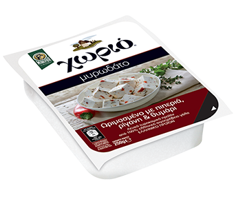 Horio infused white cheese with Mediterranean herbs 250gr