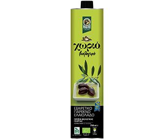 Horio organic extra virgin olive oil 750ml