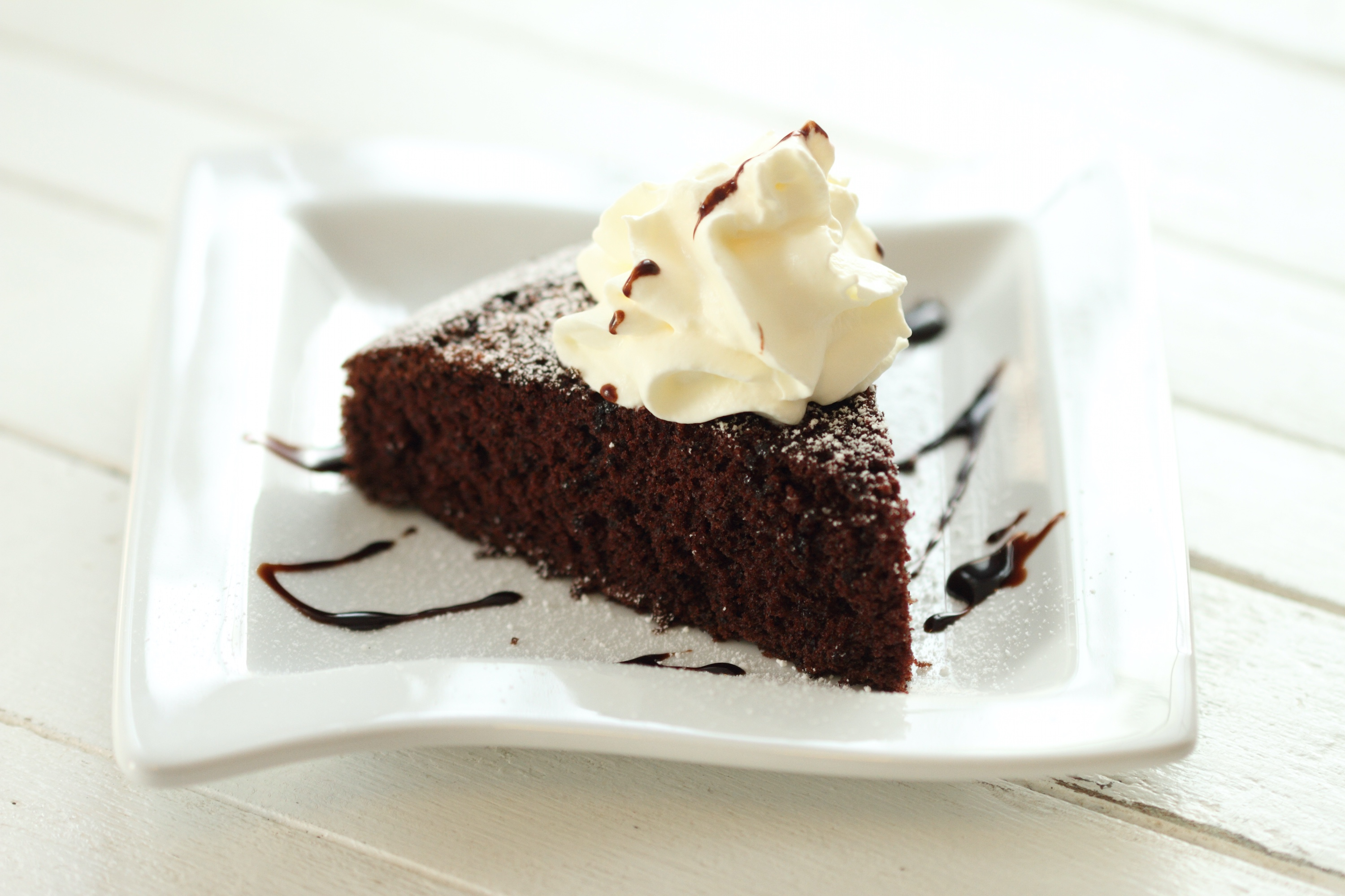 Basic Chocolate Cake Recipe — Dishmaps