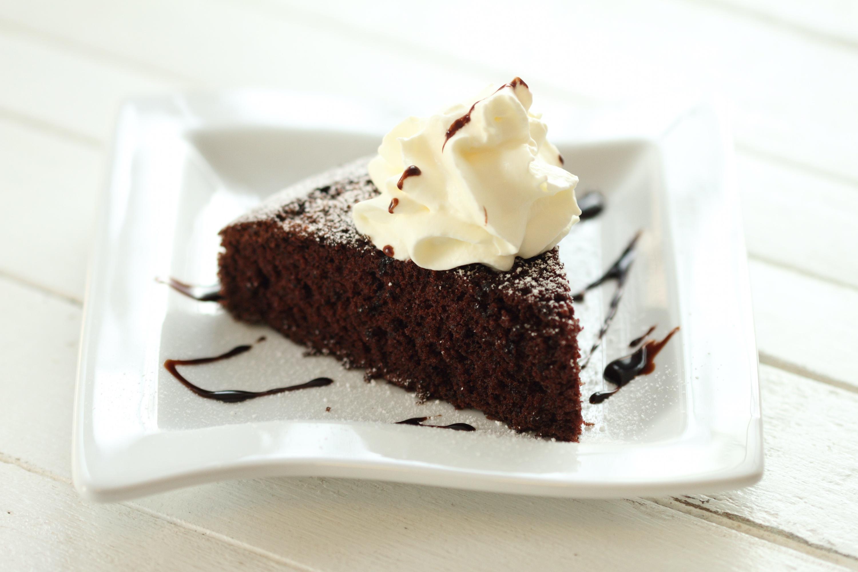 Simple chocolate cake Horio