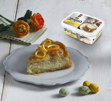 Galaktoboureko (Custard Filled Greek Pastry)