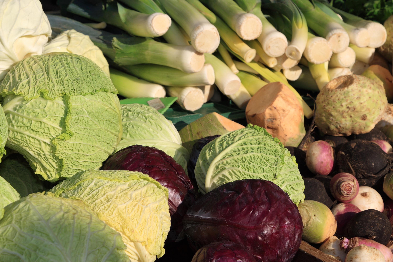 Τα φρούτα και τα λαχανικά του μήνα: Οκτώβριος