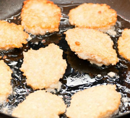 Pancakes from Zakynthos