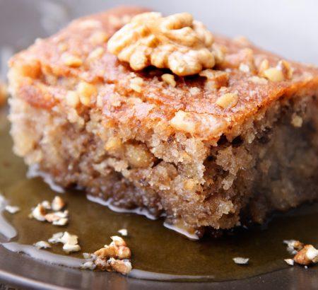 Grandma's Walnut pie