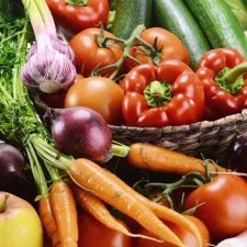 Fruit and Vegetables of the month: December