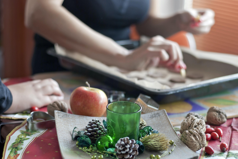 Οι Χριστουγεννιάτικες συνταγές του Χωριό