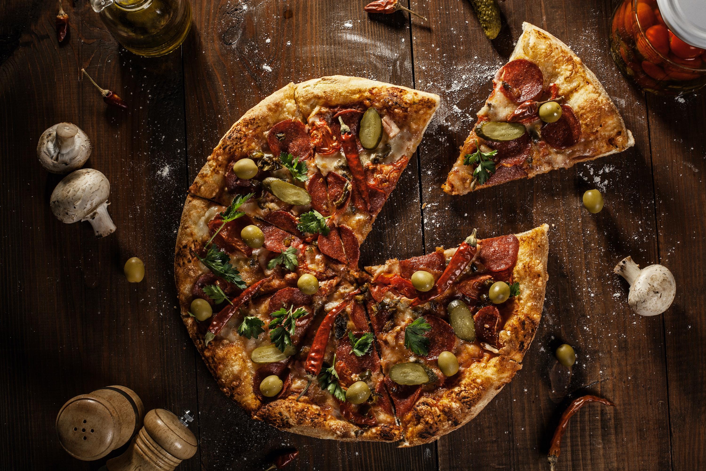 Συνταγές για πίτσα από το Χωριό