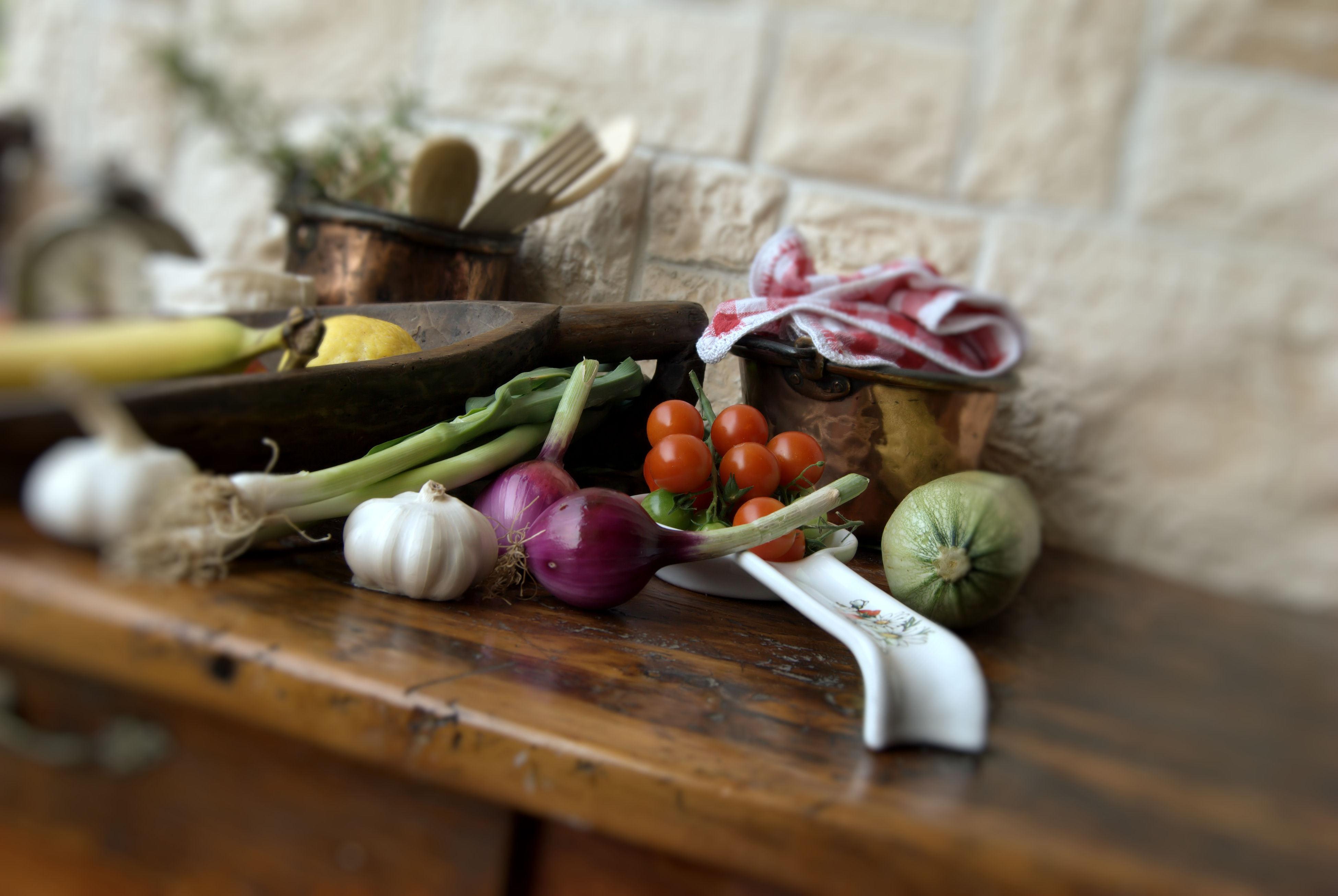 Φρούτα και λαχανικά του μήνα: Μάιος
