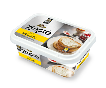 Horio soft unsalted with cow butter 225gr