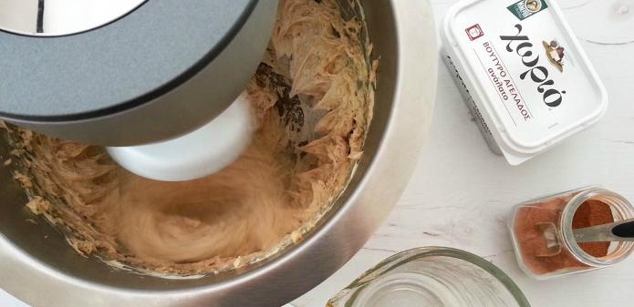 Αρωματικό βούτυρο Μέλι-Κανέλα